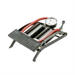 Doppelzylinder Fußluftpumpe Manometer  Auto Moped Fußpumpe ,Higo,2573, 5907078925738