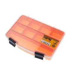 Sortimentskasten Sortimentsbox Sortierkasten Schraubenbox Box 9 Fächer,Forte,000051144699, 4770364044335