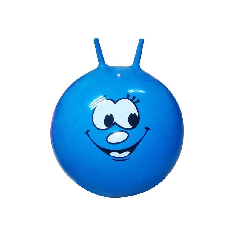 Hüpfball mit Griffen für Kinder Ø60cm Sprungball Gymnastikball Springball,Live Up,000051076218, 4770364092831