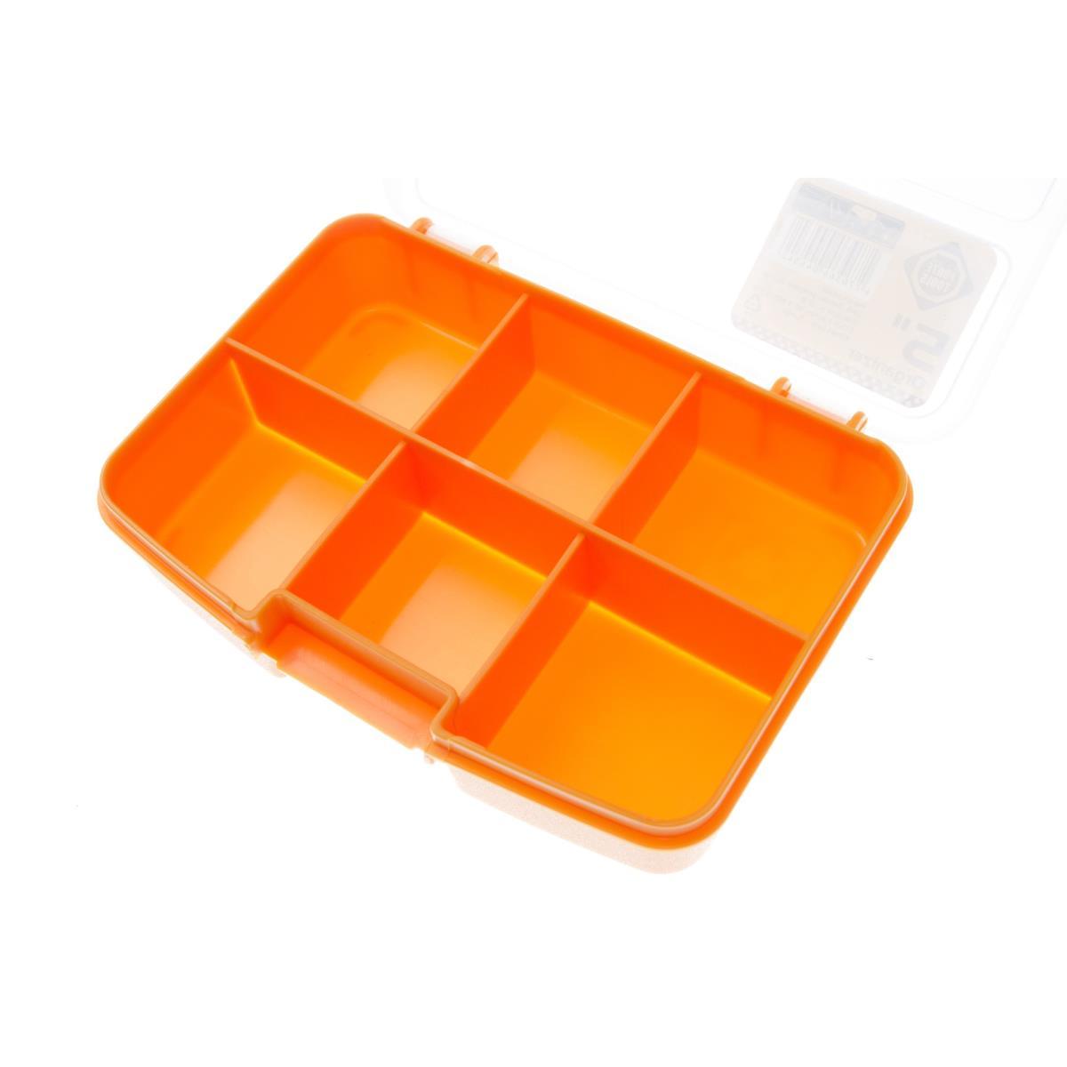 Sortimentskasten Sortimentsbox Sortierkasten Schraubenbox Box 6 Fächer,Forte,000051144688, 4770364044342