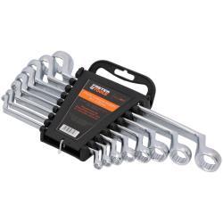 8 tlg Doppel Ringschlüssel Satz gekröpft 6-22 mm Schraubenschlüssel,fast ,3317, 5907078933177