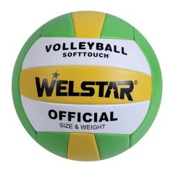 Welstar Volleyball Gr. 5 Schulball Spielball Trainingsvolleyball Trainingsball,Welstar,VMPVC4307, 4770364057144