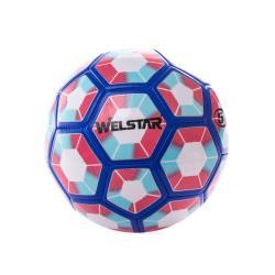 Welstar Fußball Ball Standardgröße 5 Spielball Trainingsball Training Sortiert