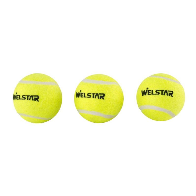 3x Bällen Welstar Tennisbälle Tennisball ,Welstar,W102TB, 4770364254451