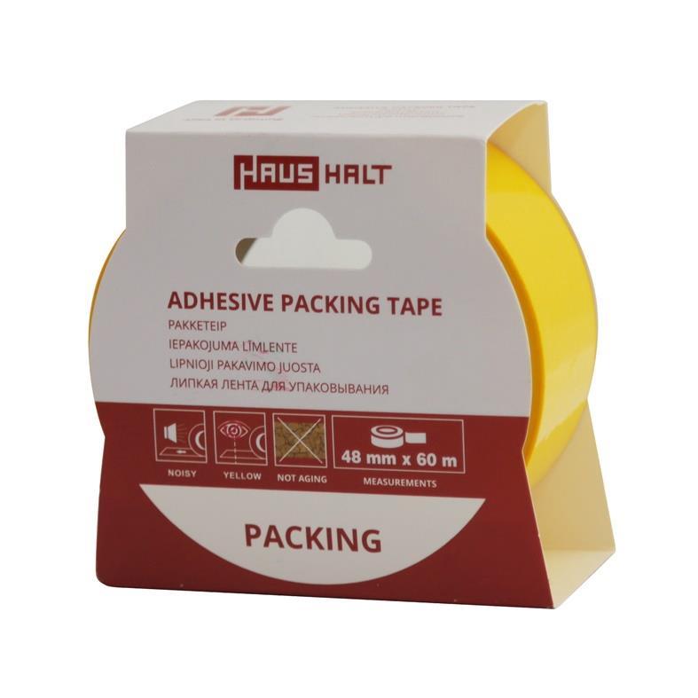 Packband 60 m x 48 mm  Klebeband Paketband Verpackungsband Band Paketklebeband,Haushalt,000051319742, 4772013049616