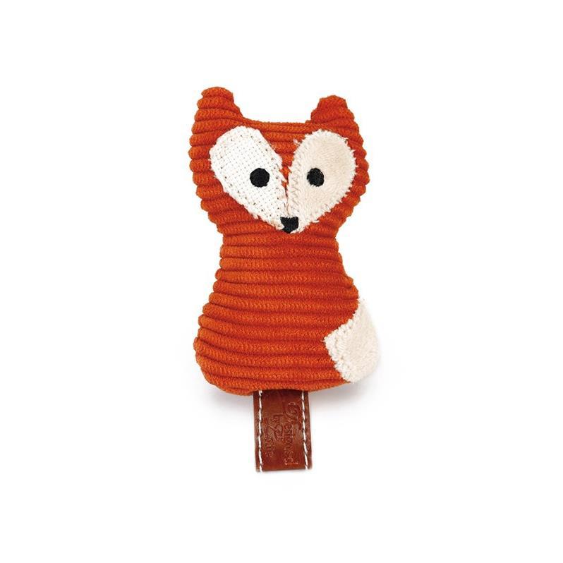 Katzenspielzeug Entworfen Designed by Lotte Zerka Katze Fuchs Fox 9 cm,Beeztees,0440593, 8712695148524
