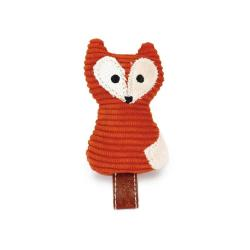 Katzenspielzeug Entworfen Designed by Lotte Zerka Katze Fuchs Fox 9 cm