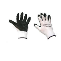 Arbeitshandschuhe 1Paar Schutzhandschuhe Montagehandschuhe Gartenhandschuhe Gr9