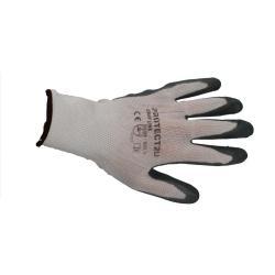 Arbeitshandschuhe 1Paar Schutzhandschuhe Montagehandschuhe Gartenhandschuhe Gr10