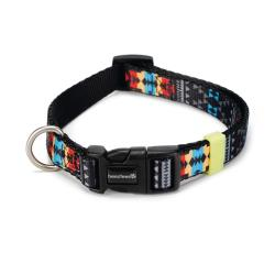 Hundehalsband Nylon Halsband verstellbar 26-40cm Kragen Welpen Hunde Halskette