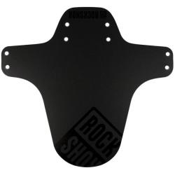 RockShox MTB Gabel Fender Schwarz mit Stealth Print Fahrrad Rungen Schutz