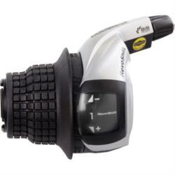 Shimano Schalteinheit Tourney SL-RS45 Drehgriffschalter Links 3-fach Revoshift