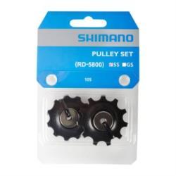 Shimano Schaltrollensatz 105 RD-5800 SS oben+unten 11-fach Schaltwerk Rollenset