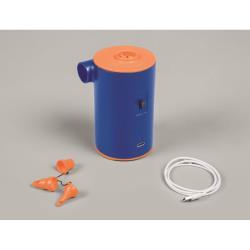 aufladbare Elektroluftpumpe 3,7V tragbar mit USB Kabel aufladbar Luftpumpe Pumpe
