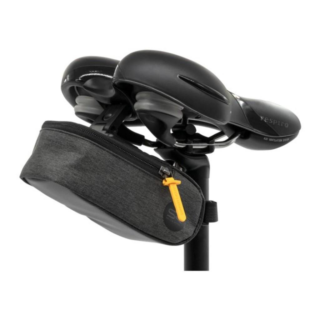 Selle Royal Fahrrad Satteltasche 0,6 L Anthrazit Werkzeugtasche Fahrradtasche,SELLE ROYAL,BAGS200A00000, 8021890494931