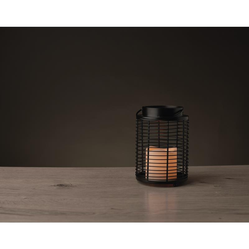 Weihnachts Deko LED Laterne Kerze Flackernd vintage Leuchte Beleuchtung,Emos,ZY2225, 8592920078747