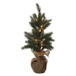 LED Weihnachtsbaum 52 cm Tannenbaum Christbaum Künstlicher Baum Tanne