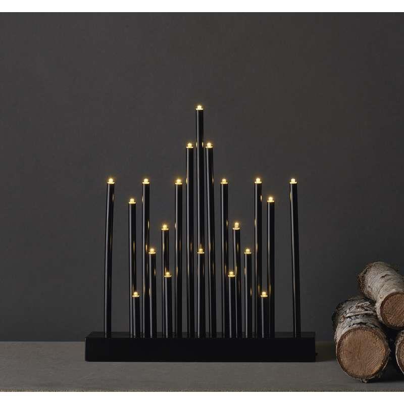 LED Kerzenständer Weihnachtsbeleuchtung Weihnachtsschmuck Leuchter Kerzen,Emos,ZY2110, 8592920060926