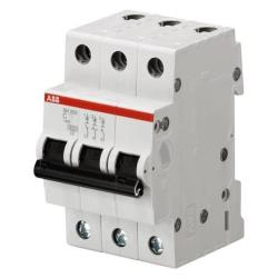 Leitungsschutzschalter Sicherungsautomat  C, 3-polig, 25A LS-Schalter
