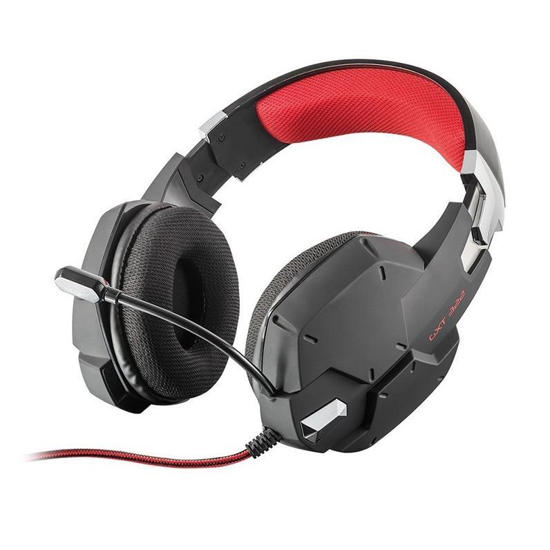 Trust Gaming Headset GXT322 mit Mikrofon für PS4, PS5, PC, Nintendo Switch, Xbox,TRUST,20408, 8713439204087