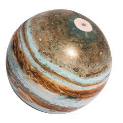 Bestway Wasserball Jupiter Glowball mit LED Licht 61 cm