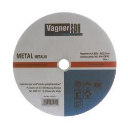 Trennscheiben 10 Stk. ø230x1,8mm für Metall Stahl Flexscheiben Bohrung: 22,23 mm,Vagner SDH,200.83, 2100510351567