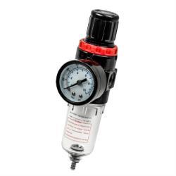 Druckluft Druckminderer Wasserabscheider Regler Luftdruck