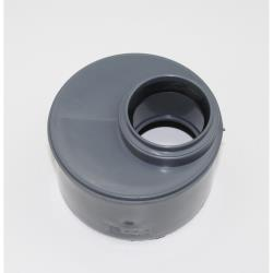 Reduzierung Rohradapter Rohrverbinder Abwasserrohr Muffe