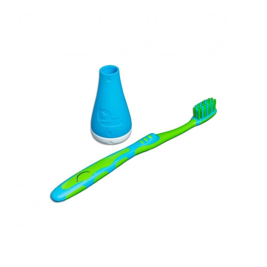 Playbrush Set- Bluetooth Zahnputzaufsatz für Kinderzahnbürsten Zahnpflege,Playbrush,PBR2, 9010061000094