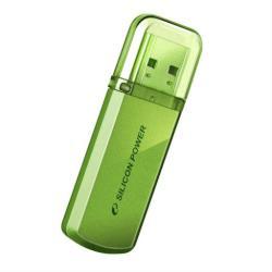 16GB Silicon Power Helios 101 Speicherstick USB 2.0 grün