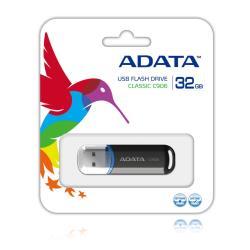 32GB Adata Classic C906 Speicherstick USB 2.0 schwarz