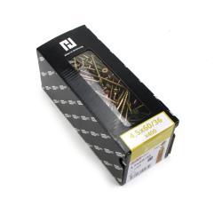 400x Holzschrauben Schrauben 4,5 x 60 mm Spanplattenschrauben Kreuzschlitz PZ2,Haushalt,000051371176, 4772013114659