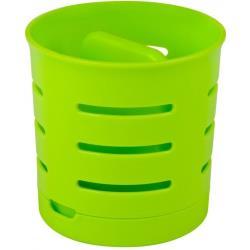 Besteckhalter Abtropfkorb Besteckbehälter Korb Abtropfgestell Behälter grün