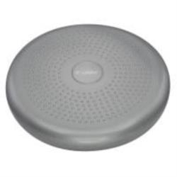 Ballsitzkissen Luftkissen Sitzhilfe Sitzkissen Balancekissen Massagekissen grau