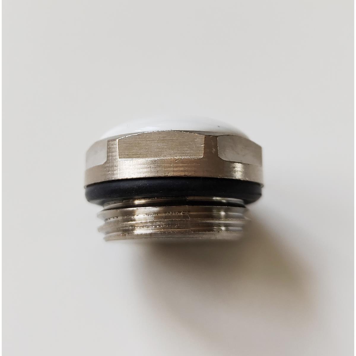 Blindstopfen Verschlussstopfen 1/2 Zoll selbstdichtend ,AQUER,ZG1/2 PL, 5908241625745