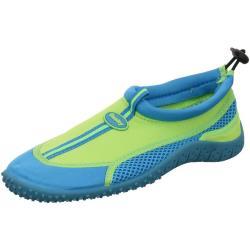 Fashy Badeschuhe Größe 33 Aqua Schuhe für Kinder  Surfschuhe Wasserschuhe