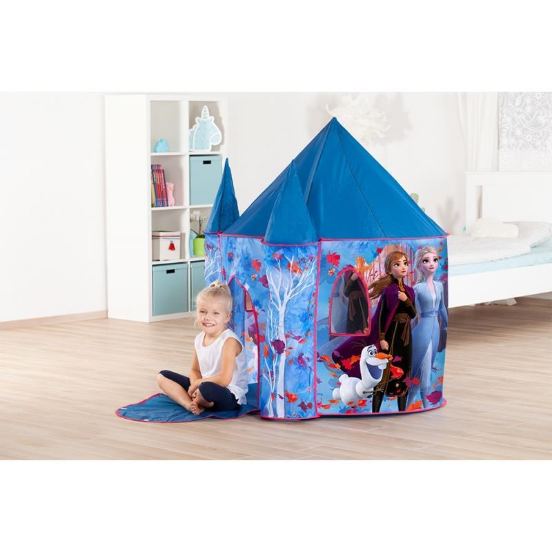 John Märchenschloss mit Türmen Frozen 2 Spielzelt Schloss Die Eiskönigin 2,John,75117, 4006149751175