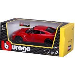 Bburago 1:24 Nissan GTR 2017 Auto Modell Für Sammler Kinder und Autoliebhaber