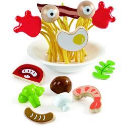 Hape Verrückte Spaghetti Geschicklichkeitsspiel Zubehör für Kinderküchen