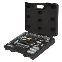 Werkzeugkasten 52tlg Werkzeugkoffer Werkzeugkiste Werkzeug Schrauben