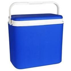 Kühlbox 36L Kühltasche Kühlschrank Thermobox Picknickbox Campingbox Blau