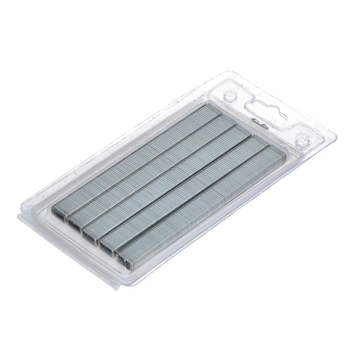 Tackerklammern 1000 Stück TYP G 6 mm Klammern Tacker Heftklammern,FASTER TOOLS,3570, 5907078935706