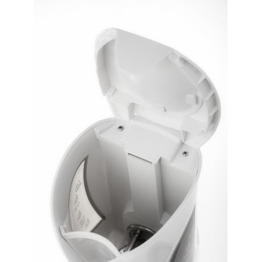 Adler Wasserkocher 1 Liter Kunstoff Kettle Teekocher Wasserkessel 900 W,Adler,HKK00187, 5907468860038