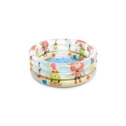 Intex Aufblasbares Kinder Planschbecken 61 x 22 cm Beach Buddies Baby Pool