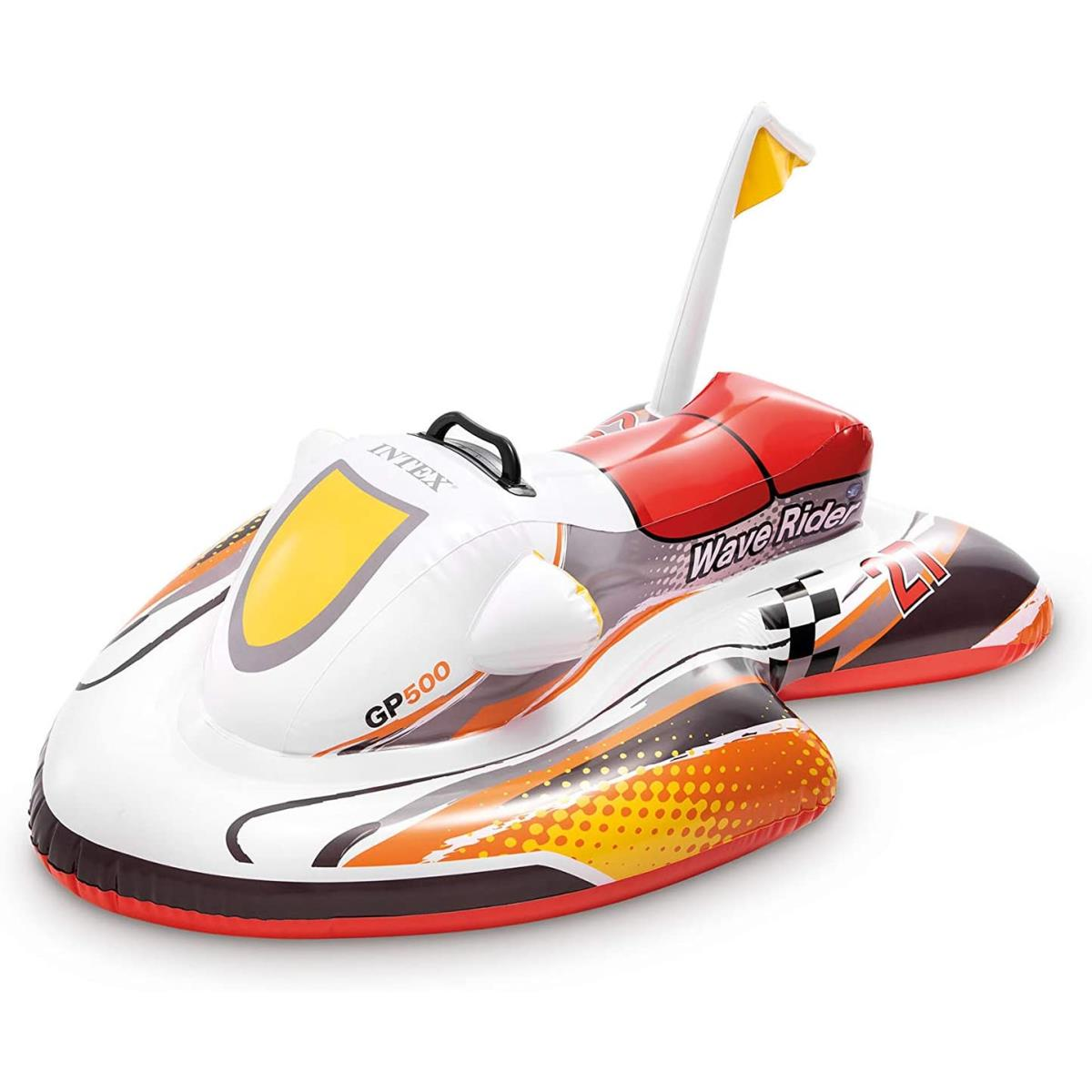 Intex aufblasbares Wasserspielzeug Jetski Jetrider Wave Rider 117 x 77 cm,Intex ,57520NP, 6941057457543