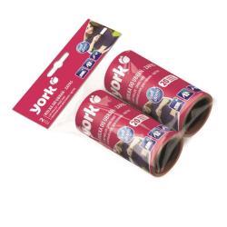 Fusselrollen Ersatzrollen Nachfüllpackungen Flusensammler 2 x 20 Blatt Ersatz