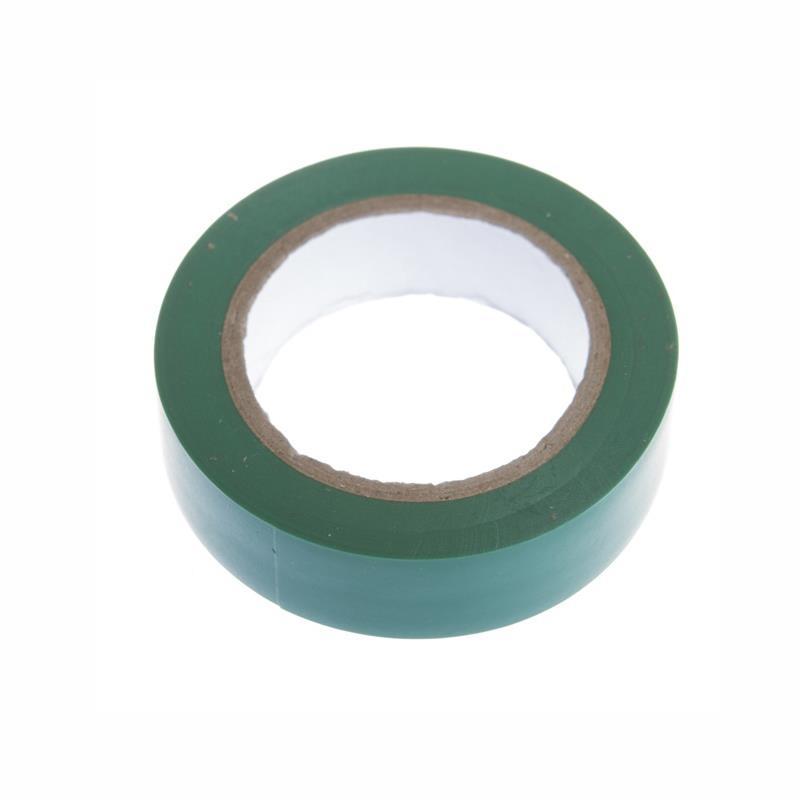 10x Elektriker Klebeband Isolierband Isoband - Grün 15mm x 10m,OKKO,IZOGREEN, 4772013050780