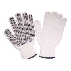 12 Paar Gartenhandschuhe Arbeitshandschuhe Handschuhe mit Noppen Weiß