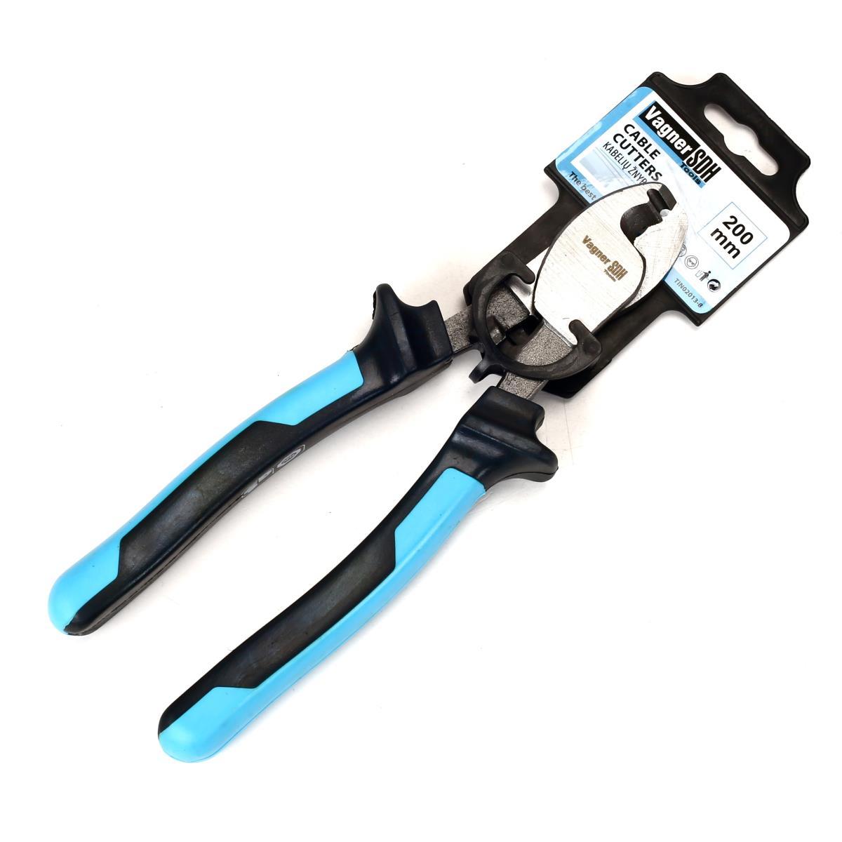 Kabelschneider Kabeltrenner Kabelcutter Zange 200 mm,Vagner SDH,TIN02013-8, 4770364239106