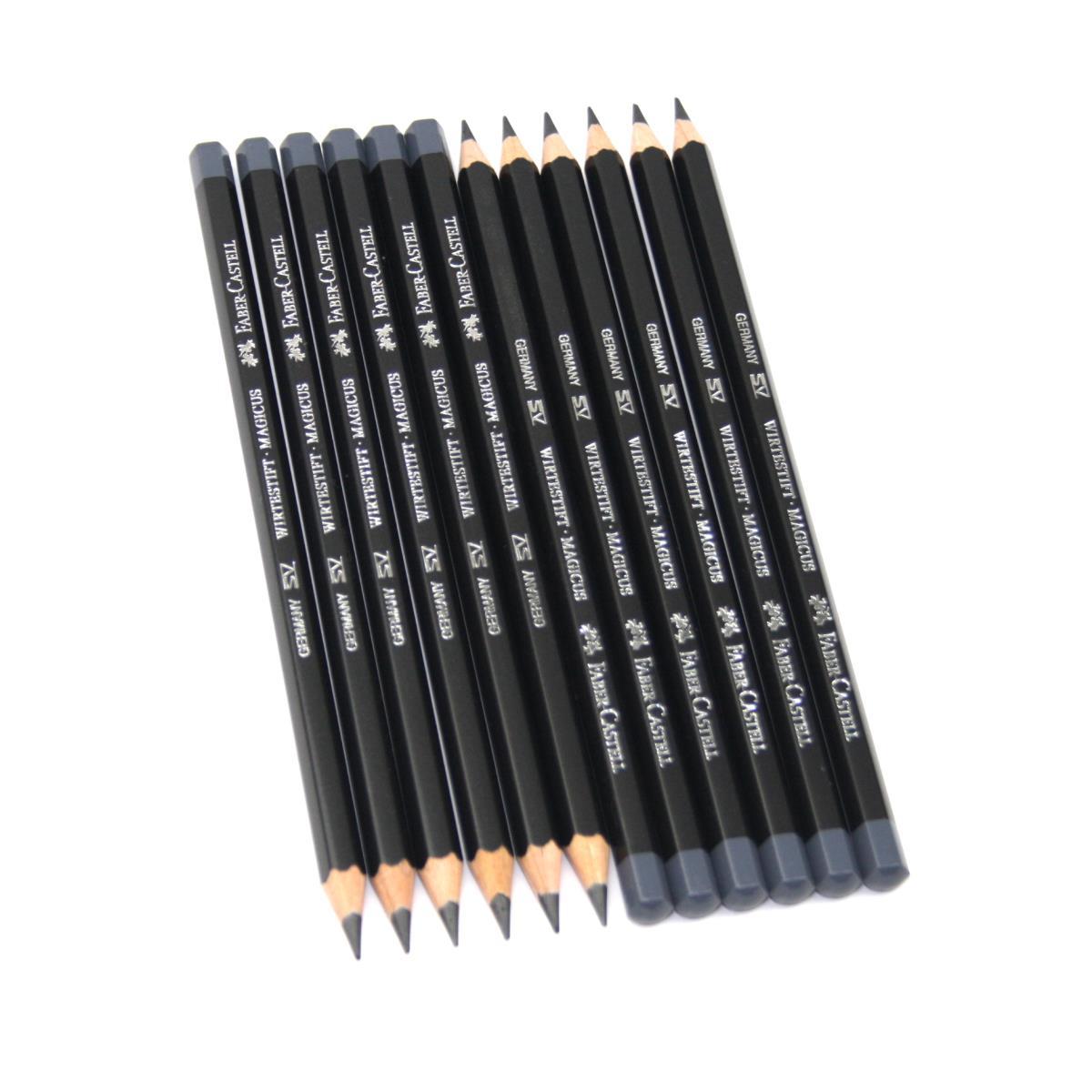 Faber Castell Wirtestifte Bleistifte für Hotel und Gastronomie 12 Stück,Faber Castell,4005400017722, 4005400017722